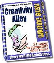 Creativity Alley: 21 Ways to Jumpstart Your Muse